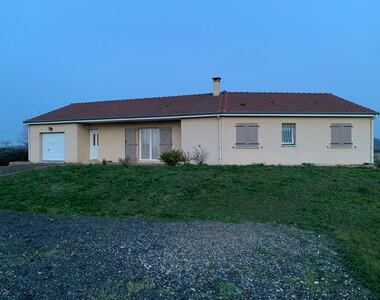 Vente Maison 6 pièces 122m² Monteignet-sur-l'Andelot (03800) - photo