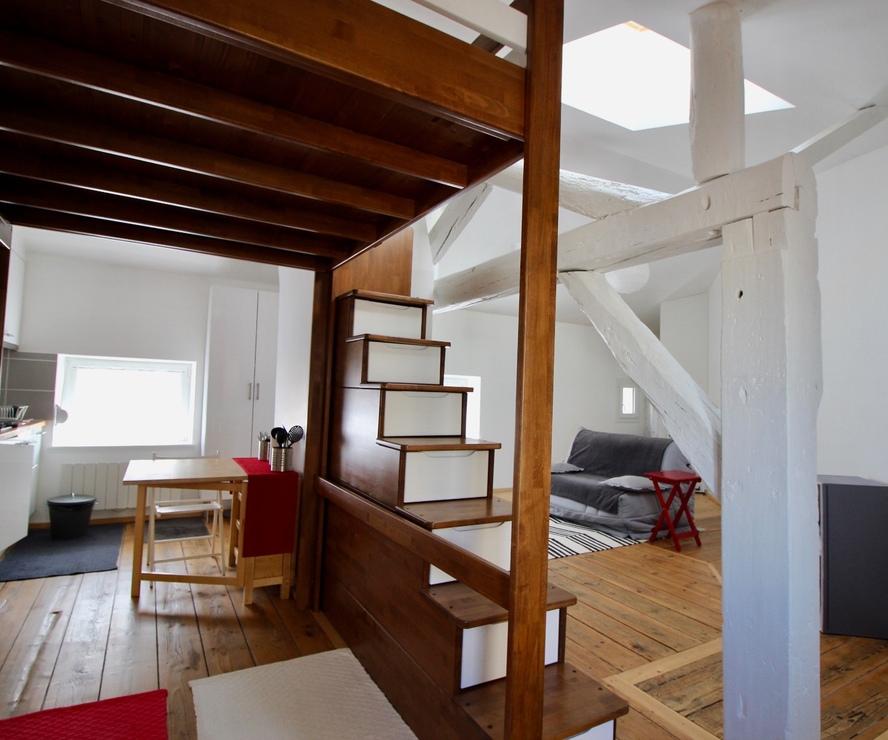 Location Appartement 1 pièce 40m² Nancy (54000) - photo