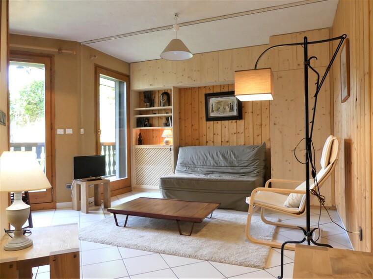 Vente Appartement 1 pièce 29m² Saint-Gervais-les-Bains (74170) - photo