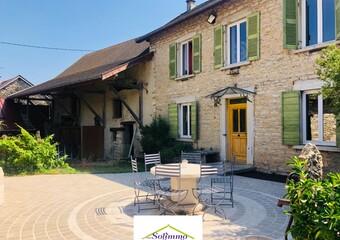 Vente Maison 5 pièces 120m² Montalieu-Vercieu (38390) - Photo 1