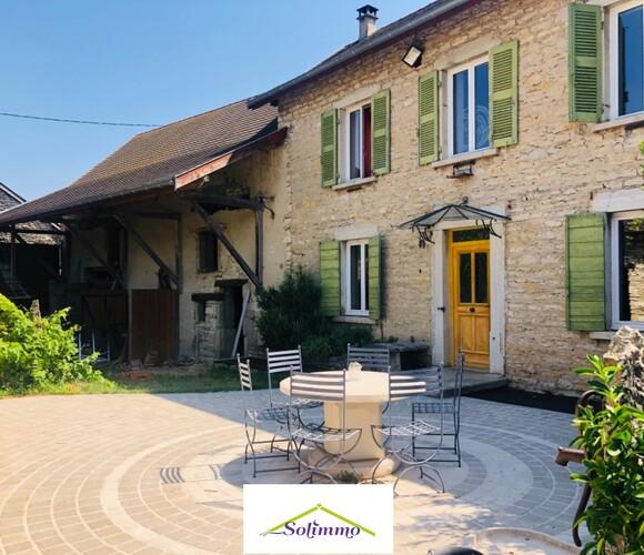 Vente Maison 5 pièces 120m² Optevoz (38460) - photo