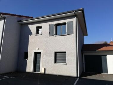 Location Maison 4 pièces 88m² La Côte-Saint-André (38260) - photo