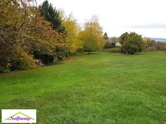 Vente Terrain 550m² Saint-Genix-sur-Guiers (73240) - photo