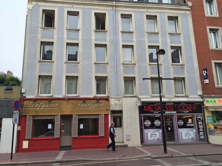 Vente Immeuble 10 pièces Le Havre (76600) - photo