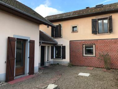 Sale House 5 rooms 103m² Amage (70280) - photo
