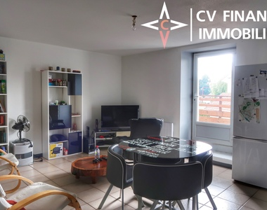 Vente Appartement 3 pièces 44m² Châbons (38690) - photo