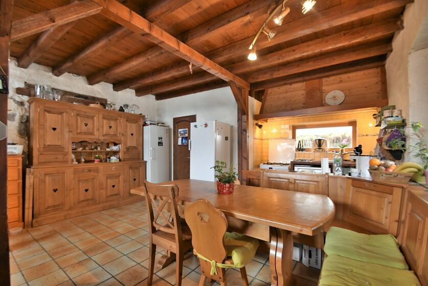 Vente Maison 4 pièces 96m² Boëge (74420) - photo