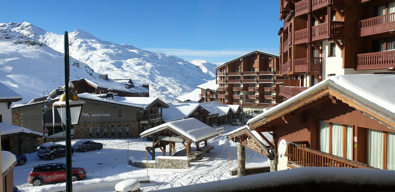 APARTMENT IN THE RESORT Chalet in Val Thorens