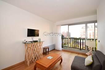Vente Appartement 1 pièce 21m² Cabourg (14390) - photo