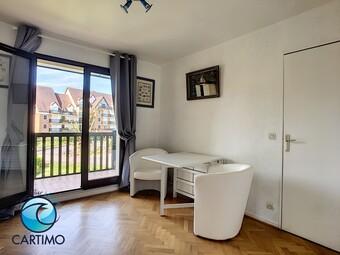 Vente Appartement 3 pièces 32m² Cabourg (14390) - photo