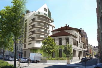 LE PORTE DE FRANCE Grenoble (38000)