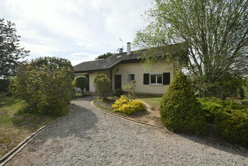 Vente Maison 6 pièces 135m² Bons-en-Chablais (74890) - photo