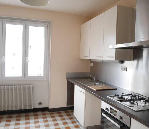 Vente Appartement 3 pièces 60m² Grenoble (38100) - photo