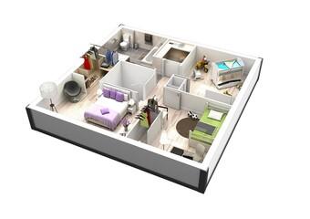 Sale House 4 rooms 105m² Groisy (74570)