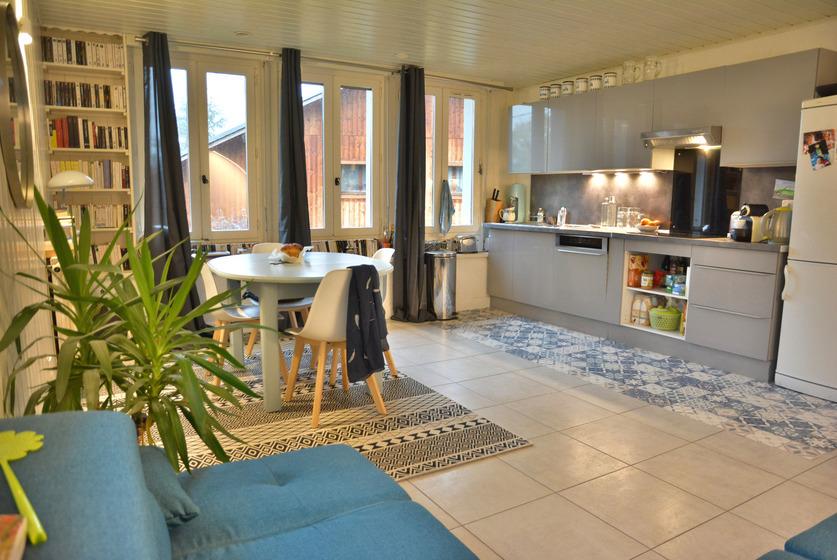 Vente Appartement 3 pièces 64m² Villard (74420) - photo