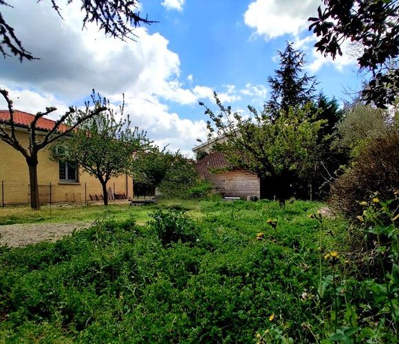Vente Terrain 415m² Toulouse (31100) - photo
