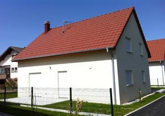 Location Maison 5 pièces 110m² BALLERSDORF - photo