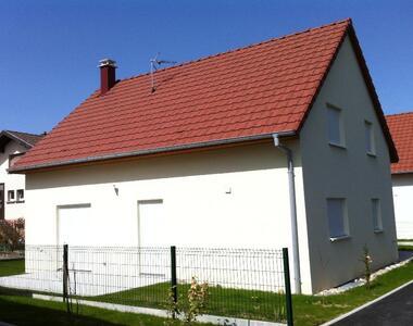 Location Maison 5 pièces 106m² Ballersdorf (68210) - photo