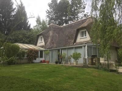 Vente Maison 7 pièces 204m² Condé-sur-Vesgre (78113) - photo