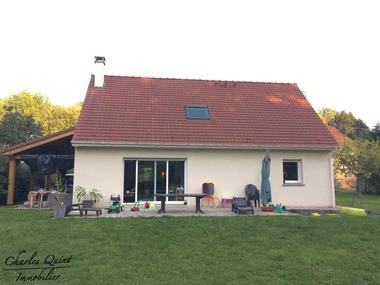 Vente Maison 7 pièces 132m² Montreuil (62170) - photo