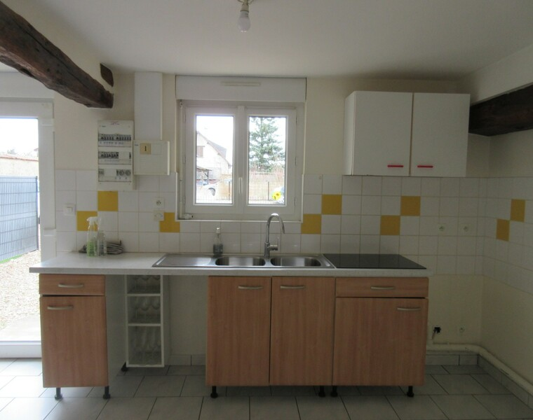 Location Maison 3 pièces 45m² Miserey (27930) - photo