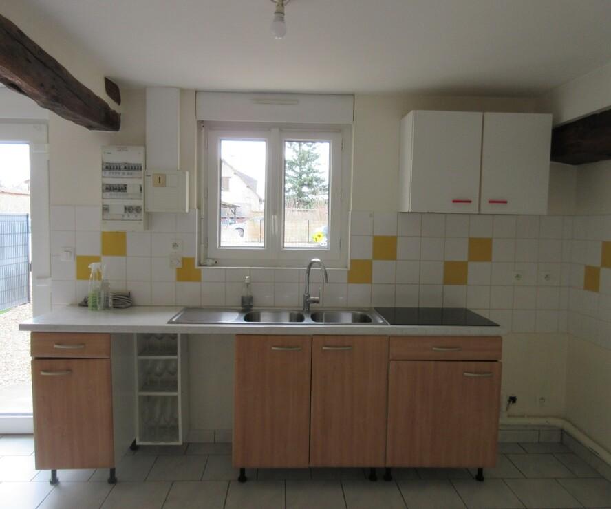 Location Maison 3 pièces 45m² Miserey (27930) - photo