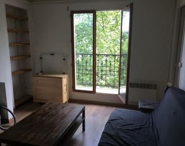 Vente Appartement 2 pièces 27m² Paris 19 (75019) - photo