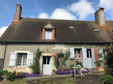 Vente Maison 3 pièces 113m² Saint-Brisson-sur-Loire (45500) - photo