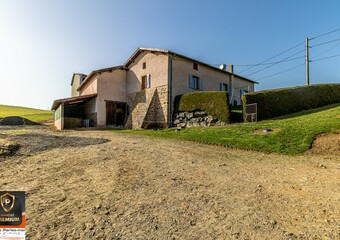 Vente Maison 6 pièces 124m² Saint-Laurent-de-Chamousset (69930) - Photo 1