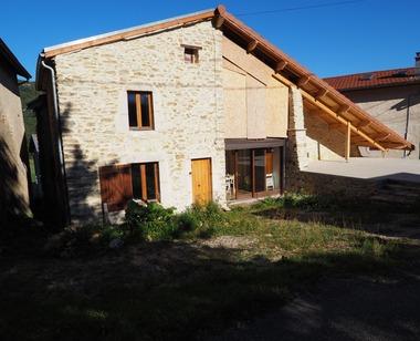 Vente Maison 3 pièces 85m² La Chapelle-en-Vercors (26420) - photo