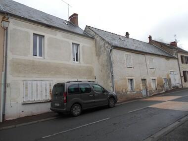 Vente Maison 4 pièces 140m² Nizerolles (03250) - photo