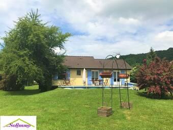 Vente Maison 4 pièces 85m² Montferrat (38620) - photo