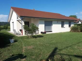 Vente Maison 4 pièces 115m² Vourey (38210) - photo