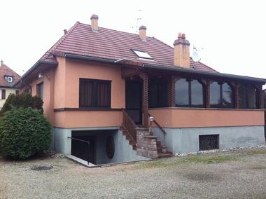 Location Maison 5 pièces 140m² Scherwiller (67750) - photo