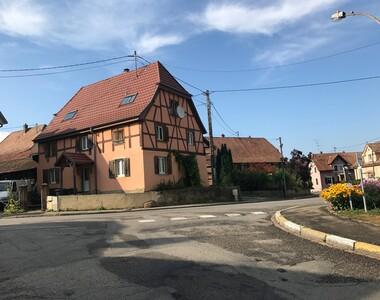 Vente Maison 5 pièces 120m² Morschwiller-le-Bas (68790) - photo