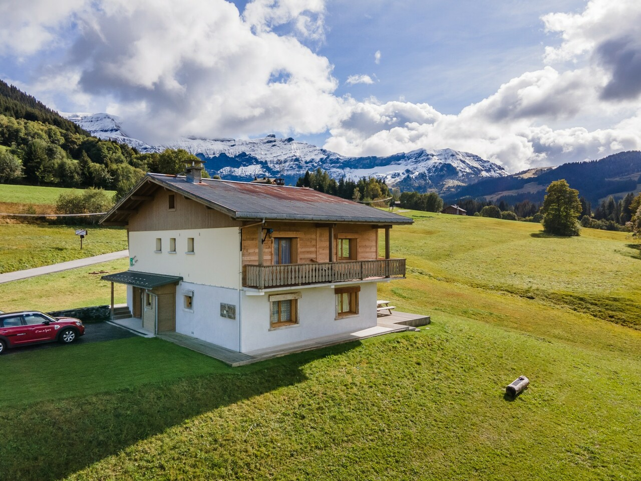 CHALET MONT D'ARBOIS Accommodation in Megeve