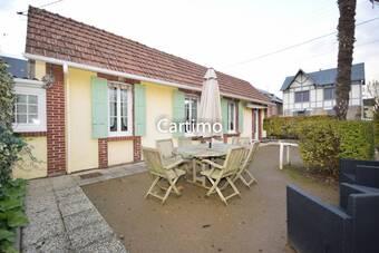 Vente Maison 3 pièces 45m² Cabourg (14390) - photo