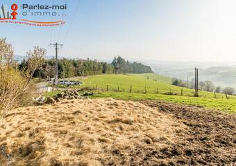 Vente Terrain 1 000m² Cublize (69550) - Photo 1