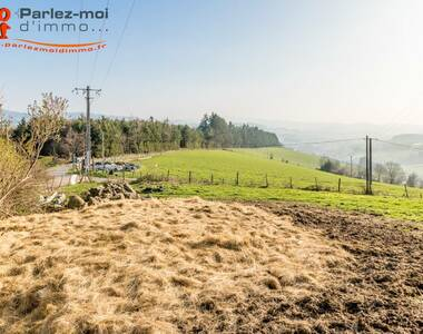 Vente Terrain 1 000m² Cublize (69550) - photo