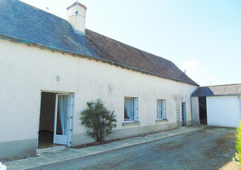 Sale House 4 rooms 58m² Meigné-le-Vicomte (49490) - Photo 1