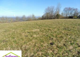 Vente Terrain 2 051m² Doissin (38730) - photo