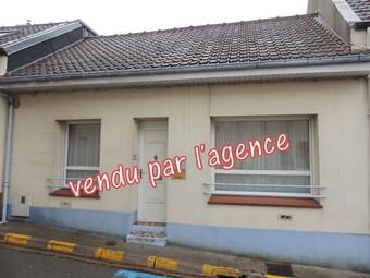 Vente Maison 4 pièces 58m² Étaples (62630) - photo