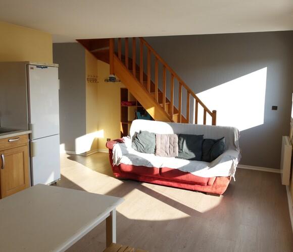 Location Appartement 4 pièces 63m² Grenoble (38000) - photo