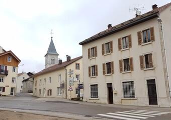 Vente Immeuble 320m² Les Moussières (39310) - photo