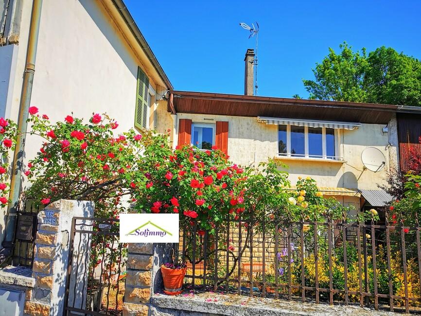 Vente Maison 4 pièces 103m² La Tour-du-Pin (38110) - photo
