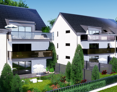 Vente Appartement 4 pièces 79m² Illkirch-Graffenstaden (67400) - photo