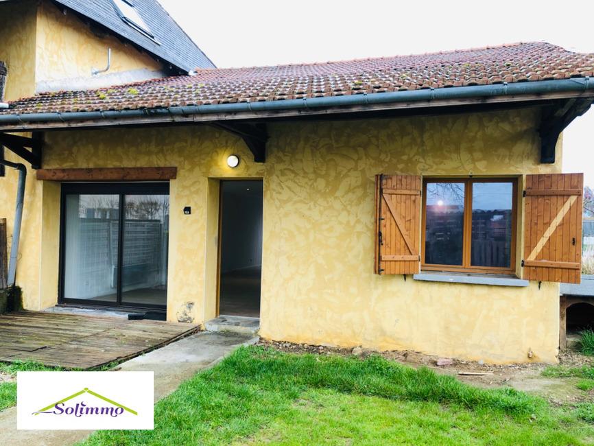 Vente Maison 5 pièces 77m² Les Abrets (38490) - photo