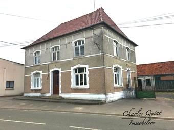 Vente Maison 9 pièces 180m² Beaurainville (62990) - photo