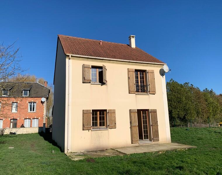 Location Maison 5 pièces 95m² Saint-Aubin (02300) - photo