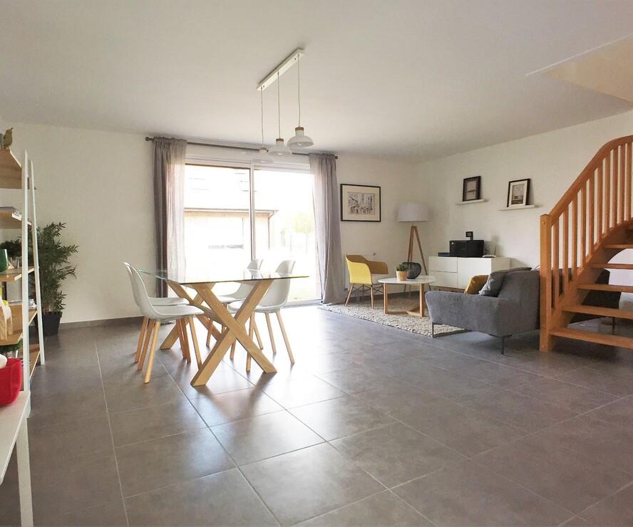 Vente Maison 8 pièces 82m² Sailly-sur-la-Lys (62840) - photo